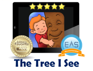 The-Tree-I-See-app by Aridan Books
