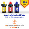 iKIOSK FULL SYSTEM - 3 IPADS INCLUDED - REFURBISHED