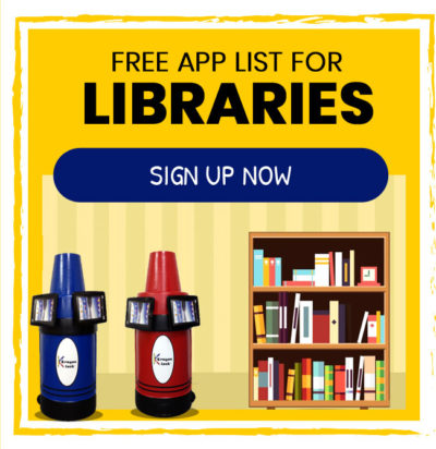 Sign up for Free App List for Libraries