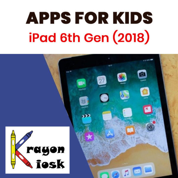 Krayon Kiosk iPad 32 GB (6th gen) - Refurbished